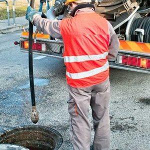 Svuotamento cisterne e serbatoi a Firenze